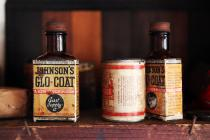 Johnson's Glo Coat polish bottle