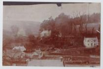 Views of Fern Hill Laugharne c1900