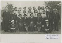 Lady-Merthyr-with-Sea-Rangers