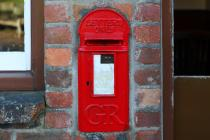 Letters Only postbox