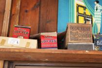 "Phillips ""Joy-Ped Stick-on Soles"" box"
