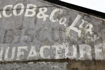 Jacob & Co. ghost signage
