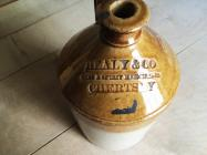 Healy & Co. Wine Merchants jug