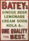 """Batey's"" sign"