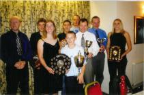 Ystwyth Cycle Club dinner 2004