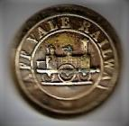 Taff Vale Railway Police button