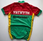 Fifth Ystwyth Cycle Club jersey used 1993 -...
