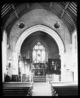 Llangynwyd Church interior