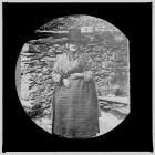 Woman in Llangynwyd