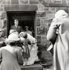 Aunty Moi's wedding Nebo Chapel Bwlchgwyn