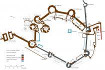 Ground Plan - Denbigh Castle