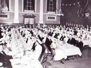 Special dinner at The North Wales Hospital,...
