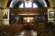 Interior of St Nicholas, Cardiff