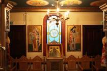 Two Saints, including St David