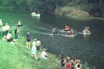 Coracle Carnival Gilgerran 1984