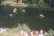 Coracle Race 1985