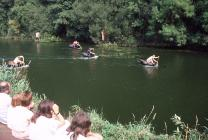 Coracle Race 1986