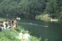 Swimming Race 1984