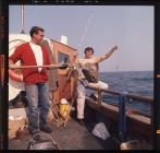 Fishing aboard Endeavour
