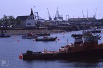 Cardiff Bay, Cardiff: Landscape & History...