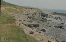 Ogmore by Sea: Geology & Landscape