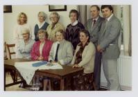 Merched y Wawr Bargod Teifi Branch presenting a...