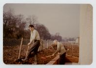 Gardening, Bettws