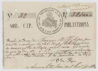Receipt of the payment the jewelry  to the...