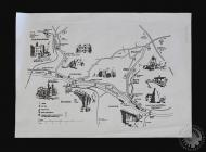 Map of Ironbridge Gorge, Cardiff Archaeological...
