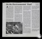 Article entitled 'On the Environmental...