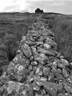 dry stone wall, Glyn Rhonwy