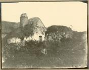 Flemish Cottages at Manobier