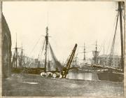 Swansea Dock c.1855
