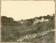 Llandeilo Ferwallt tua 1855
