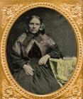 Portrait of a relative of W.M. Roberts c. 1860s