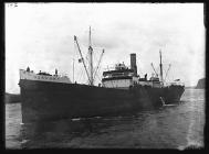 S.S. USKPORT c.1936