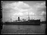 S.S. CALEDONIAN MONARCH c.1936