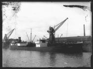 the S.S. Akabahra c.1936