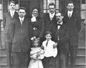 David H. Davies and Family