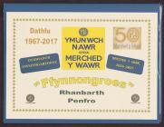 Ffynnongroes Branch scrapbook