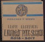Lampeter Branch scrapbook