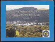 Scrapbook of Tal-Y-Bont A'r Cylch Branch