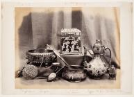 Collection of Oriental Metalwork