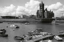 Dociau Caerdydd 1970au