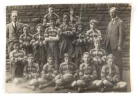 Pupils of South Church Street School