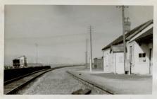 Cambrian Railways, Ynyslas.