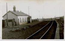 Cambrian Railways, Ynyslas.