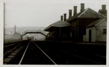 Cambrian Railways, Borth.