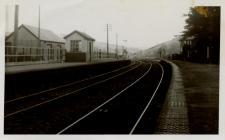 Cambrian Railways, Llandre