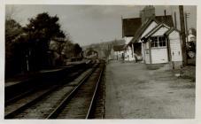 Cambrian Railways, Bow Street.